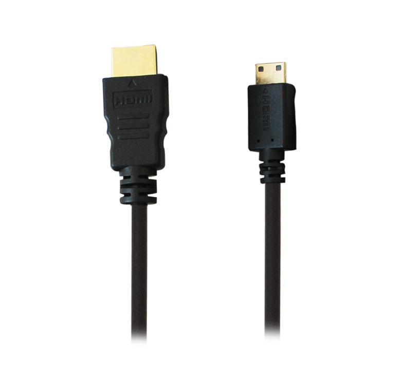 Imagen de CABLE DE TRANSFERENCIA DE DATOS/HDMI A MINI HDMI / LARGO 1.8M