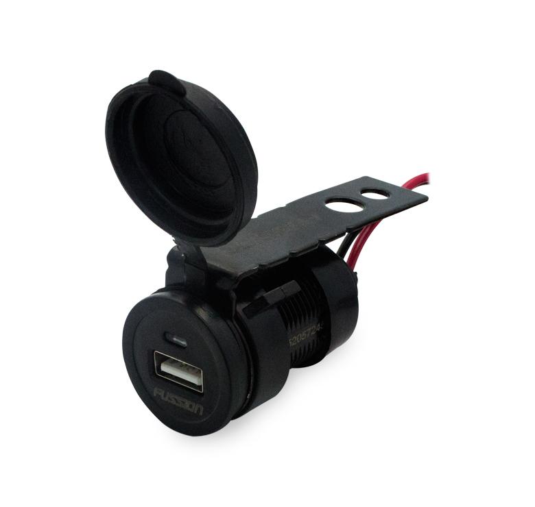 Imagen de CARGADOR USB PARA MOTO/12V/ 1.MAH