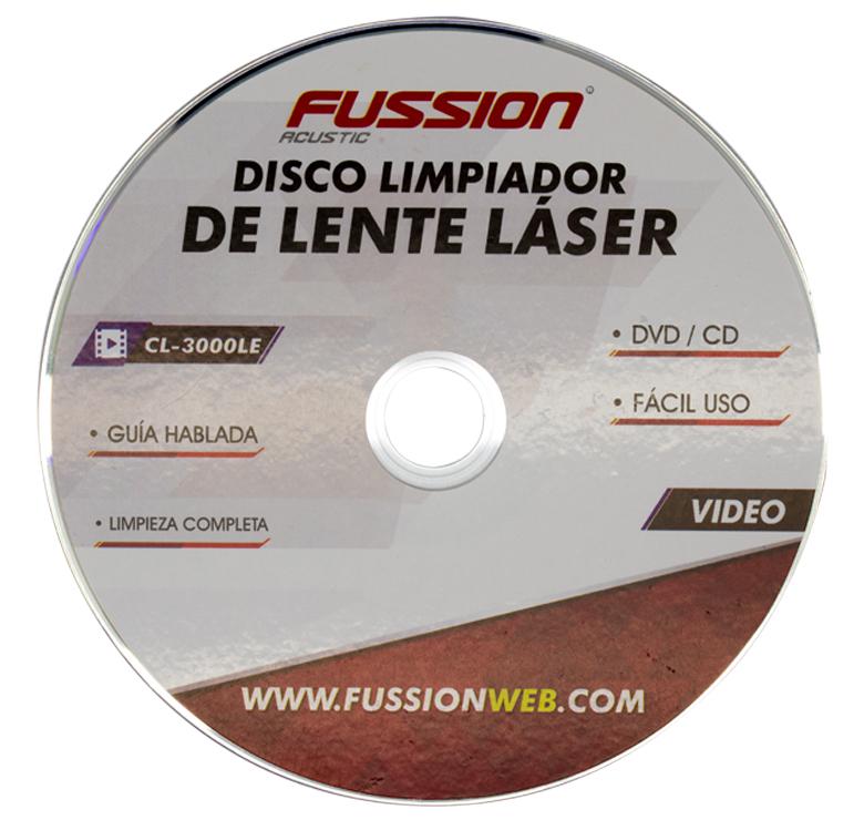 Imagen de DISCO LIMPIADOR PARA LENTE LASER CON LIQUIDO