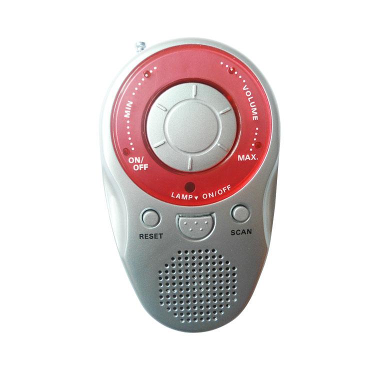 Imagen de RADIO FM CON AUTOESCANER DE ESTACIONES / TECNOLOGIA LUZ LED