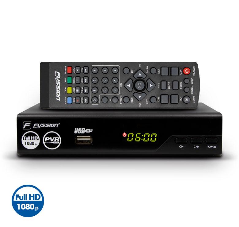 Imagen de CONVERTIDOR DE SEÑAL DIGITAL A CANALES DIGITALES/IMAGEN EN ALTA DEFINICION/FULL 1080P/HDTV