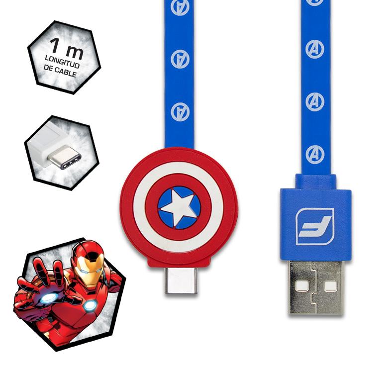 Imagen de CABLE CHARGER USB TO TYPE C USB