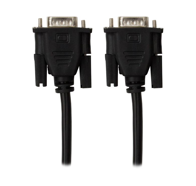 Imagen de CABLE CON CONECTOR VGA MACHO A VGA MACHO / 1.7M