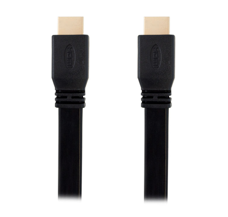 Imagen de CABLE PLANO CON CONECTOR HDMI A HDMI / 6M