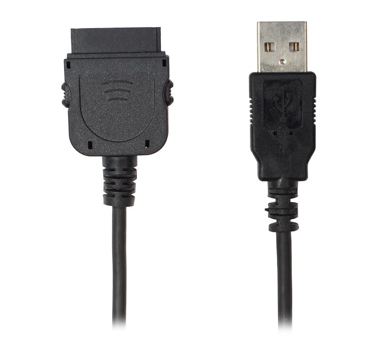 Imagen de CABLE DE TRANSFERENCIA DE DATOS Y CARGA CON CONECTOR USB A IPOD / 1M
