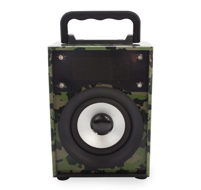 Imagen de BOCINA PORTATIL / USB / SD / AUX / FM / BT