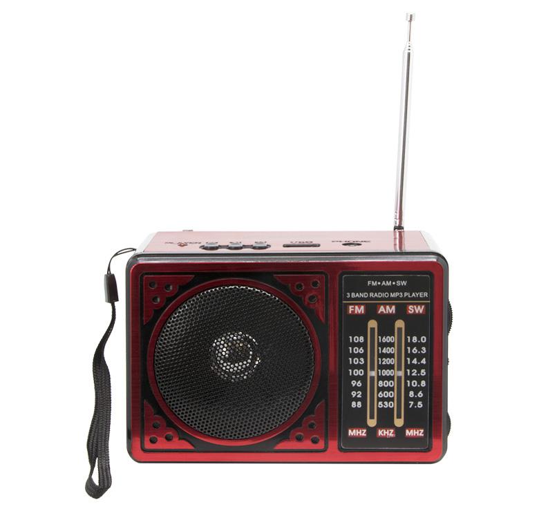 Imagen de BOCINA PORTATIL BLUETOOTH RECARGABLE 500 WATTS PMPO/MP3/USB/TARJETA TF/FM/ANT/AM