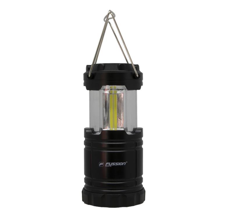 Imagen de LAMPARA CAMPING TIPO ANTORCHA RETRACTIL LED 3W BATERIA 3*AAA INCLUIDAS