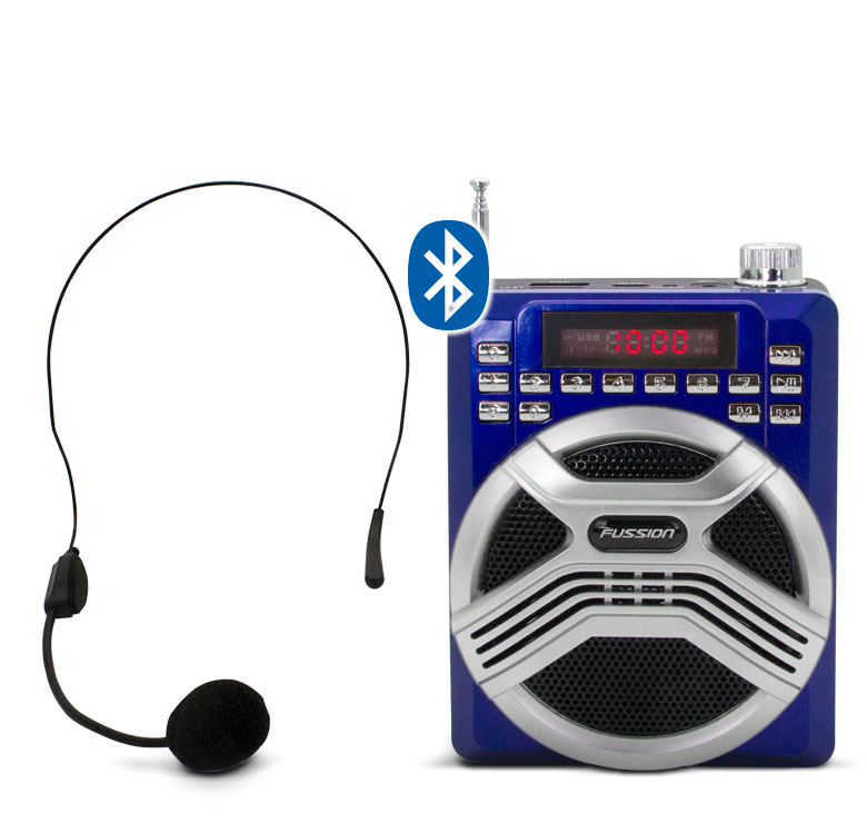 Imagen de LOUD SPEAKER/FM RADIO WITH USB/TF/USB CHARGER/BLUETOOTH&MICROPHONE