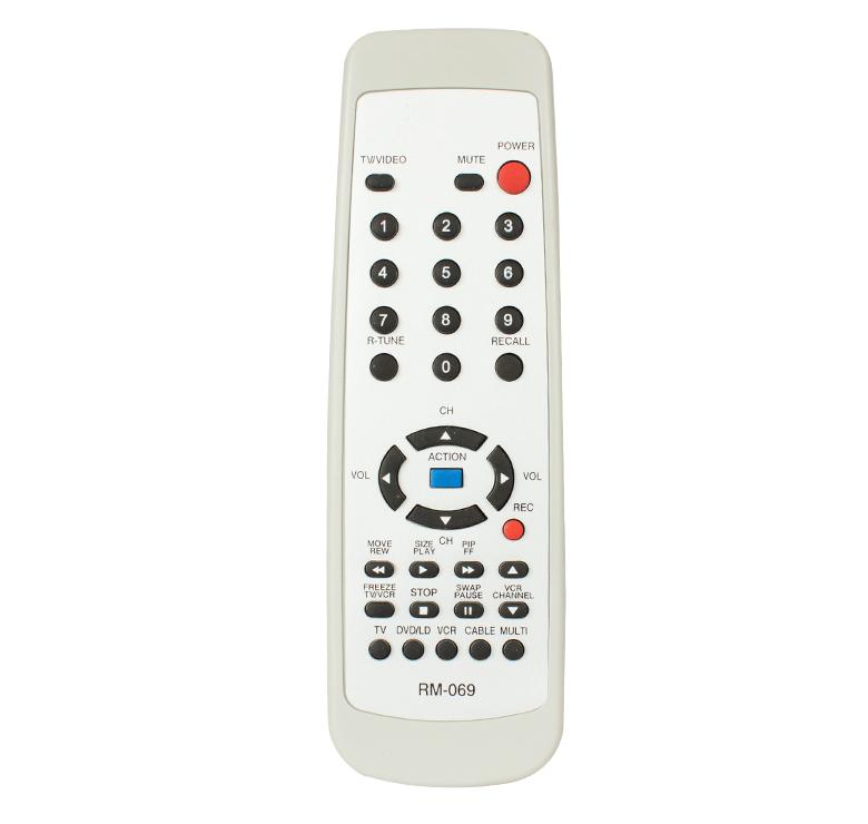 Imagen de CONTROL REMOTO PARA TV Y VCR MARCA PANASONIC