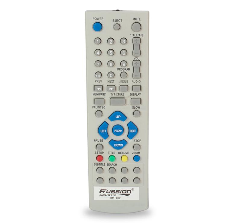 Imagen de CONTROL REMOTO PARA DVD MARCA VSONIC