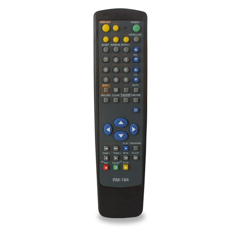 Imagen de CONTROL REMOTO PARA TV, DVD Y CABLE MARCA SKY - DISH