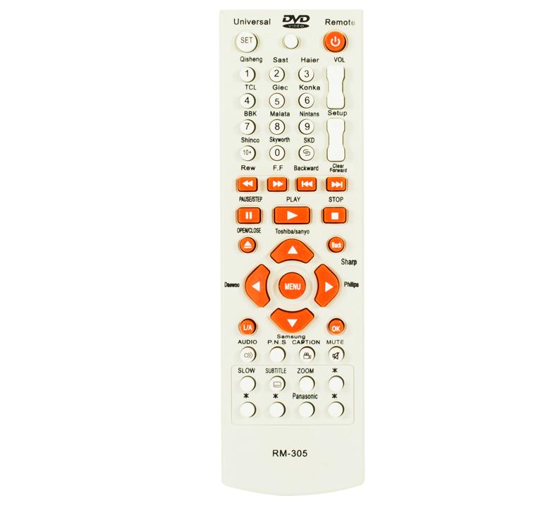 Imagen de CONTROL REMOTO PARA TV Y DVD
