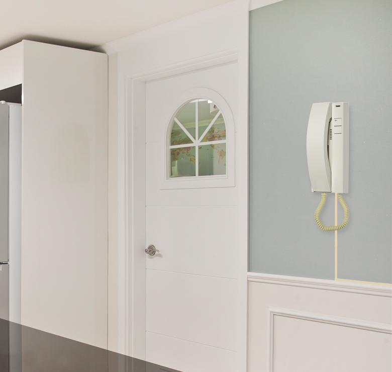 Foto de CABLE TELEFONICO PLANO CON 4 CONECTORES PARALELOS EN AMBOS EXTREMOS / 3.8M